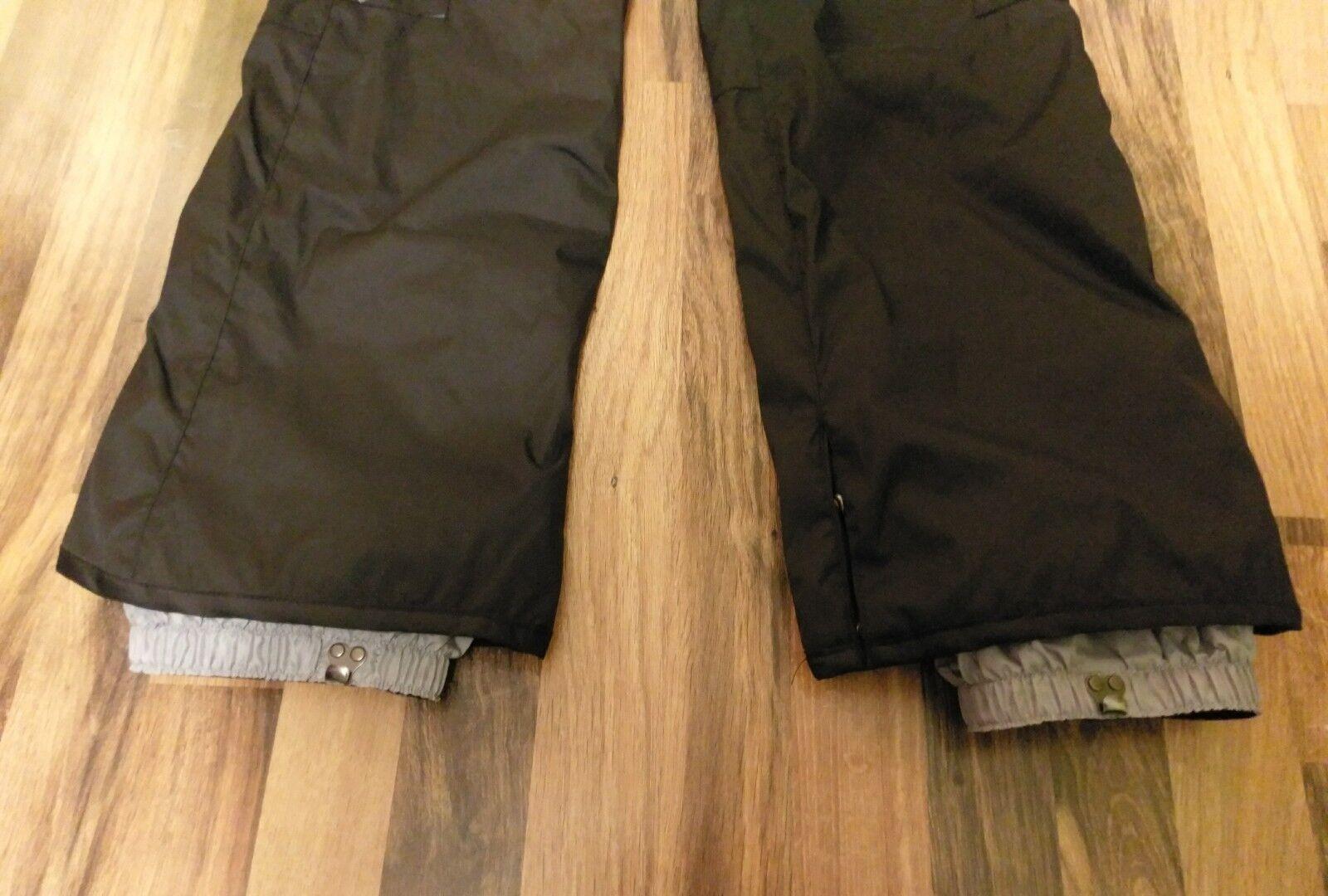Children ski snowboard trousers trousers snowboard Größe S DC Pascal, London  B382 396c39