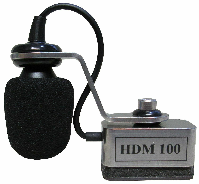 Steirische Harmonika HDM 100 Bass Mikrofon für Harmonika oder Akkordeon