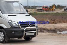 Frontbügel Bullenfänger Frontschutzbügel Facelift Mercedes Sprinter Zulassung