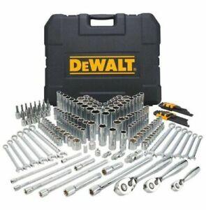 Dewalt 204pc Mechanics Tool and Socket Set - DWMT72165