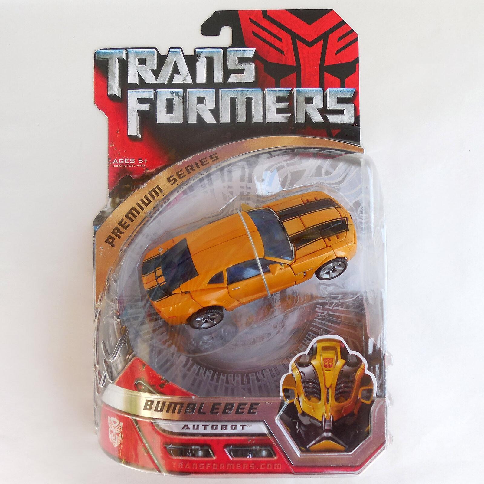 Transformers Movie Premium Series Bumblebee Deluxe Action Figure