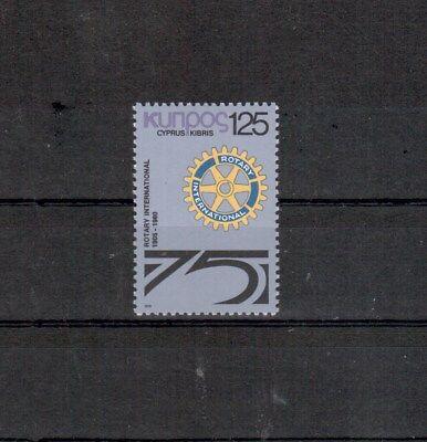 Zypern Michelnummer 513 Postfrisch Taille Und Sehnen StäRken europa:5298