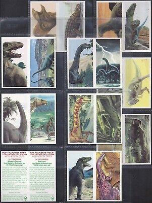 20  /'The Dinosaur Trail/' BB1  1PG A full set Brooke Bond