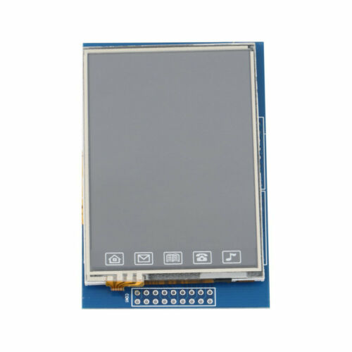 1 of 1 - NEW 2.8 Inch TFT LCD Display Touch Screen Module with For Arduino UNO GA