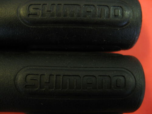 90 mm Right Black New Grip Bike Rigid Handle Shimano 120 mm Left