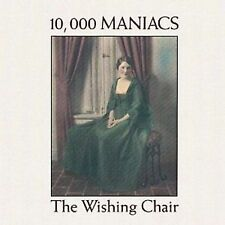 10,000 Maniacs The Wishing Chair CD NEW Can't Ignore The Train/Scorpio Rising+