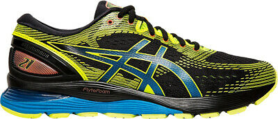 Asics Gel Nimbus 21 Sp Mens Running Shoes - Black