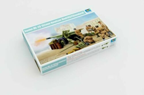 1//35 SCALE RB MODEL 35P16 METAL MINIATURES A...O SOVIET 152mm ML-20