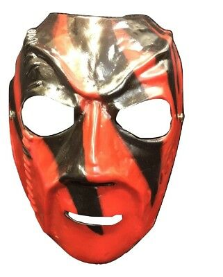 Scegli la tua Kane WWE Wrestling WWF Nuovo Costume Fancy Dress Up Maschera Figure Mattel