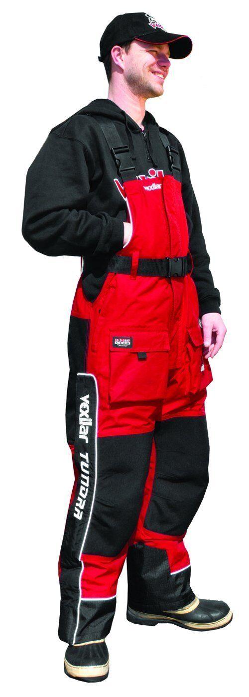 NEW  Vexilar Cold Snap Tundra Bibs 2x VXW753-5  new sadie