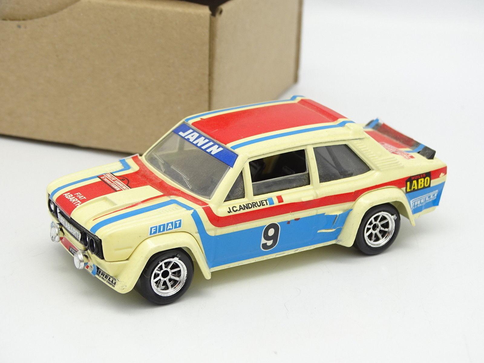 Solido SB 1 43 - Fiat 131 Racing Rally San Remo 1977