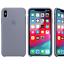Para-Apple-iPhone-XS-Max-XR-6-7-de-8-PLUS-de-silicona-suave-cubierta-estuche-original-de-Fabricante miniatura 14