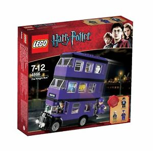 NEW-IN-BOX-LEGO-Harry-Potter-The-Knight-Bus-4866-281-pieces-RETIRED