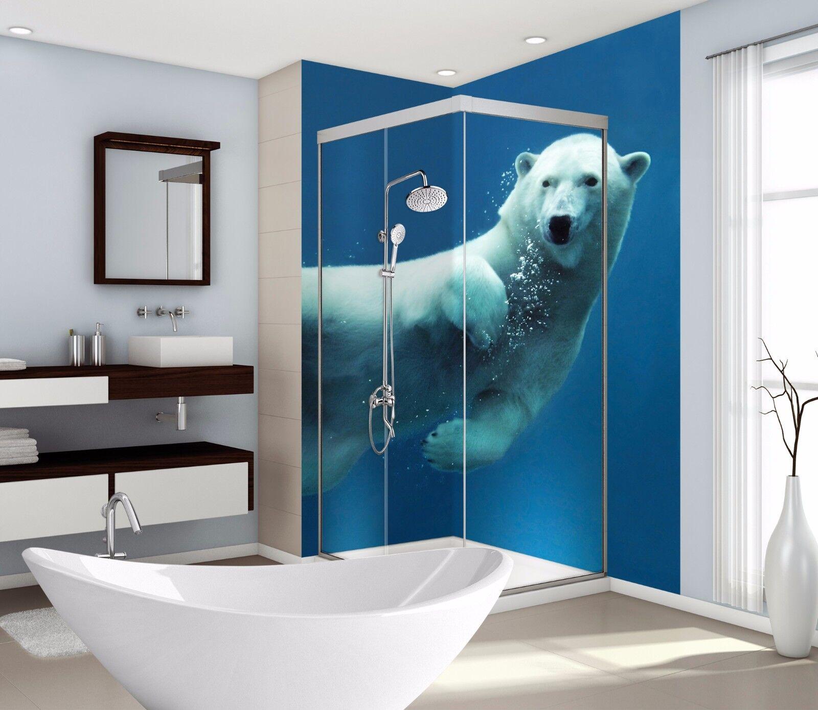 3D Bears  7104  WallPaper Bathroom Print Decal Wall Deco AJ WALLPAPER AU