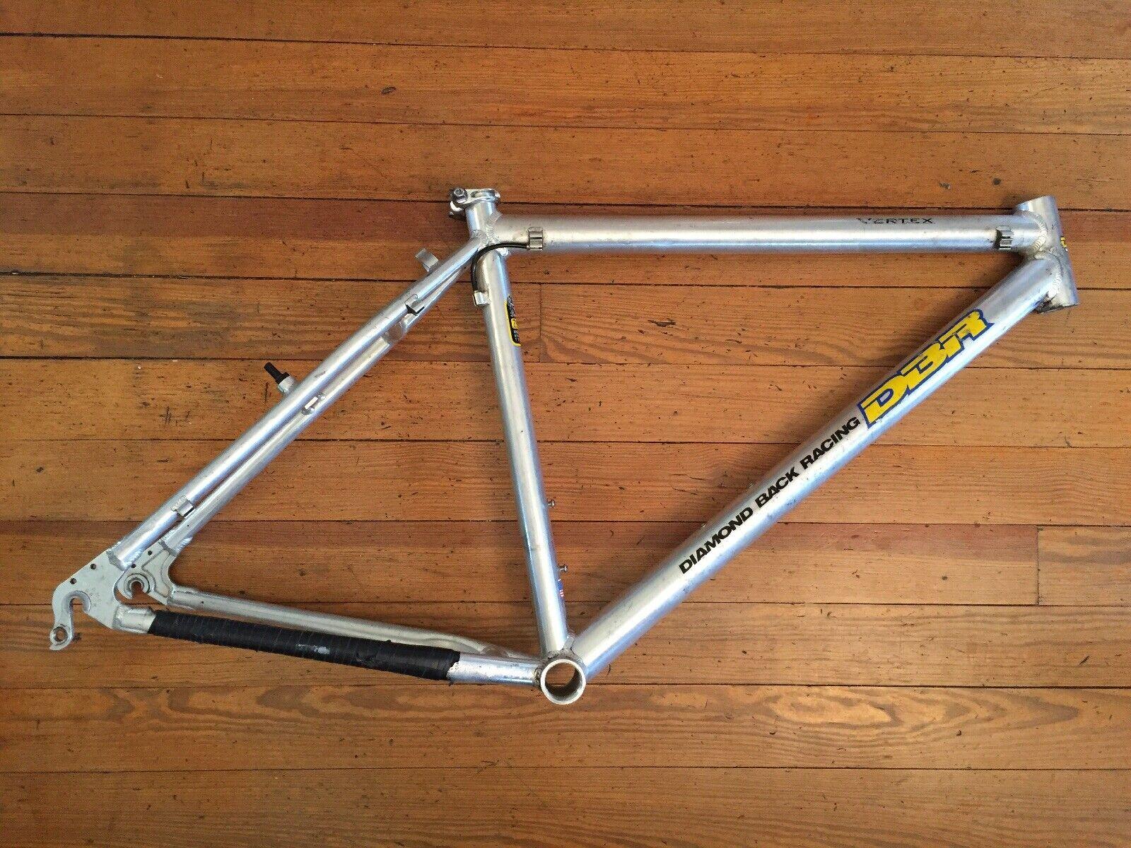 """Diamond Back Dbr Vértice Aluminio Bicicleta de Montaña Marco 19"""" Llanta Freno"""