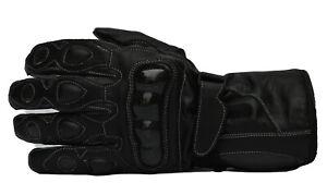 Roleff-Motorradhanschuhe-Lederhandschuhe-schwarz-Gr-L-und-XXL