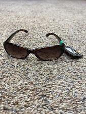 Foster Grant Polarized Womens Sunglasses KM1117 Tortoise