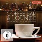 Coffee Bar & Lounge (CD+DVD) von Various Artists (2015)