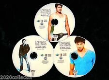 ENRIQUE IGLESIAS In-Store Visual Marketing Music Video Reel 3 DVD Set 55 Videos