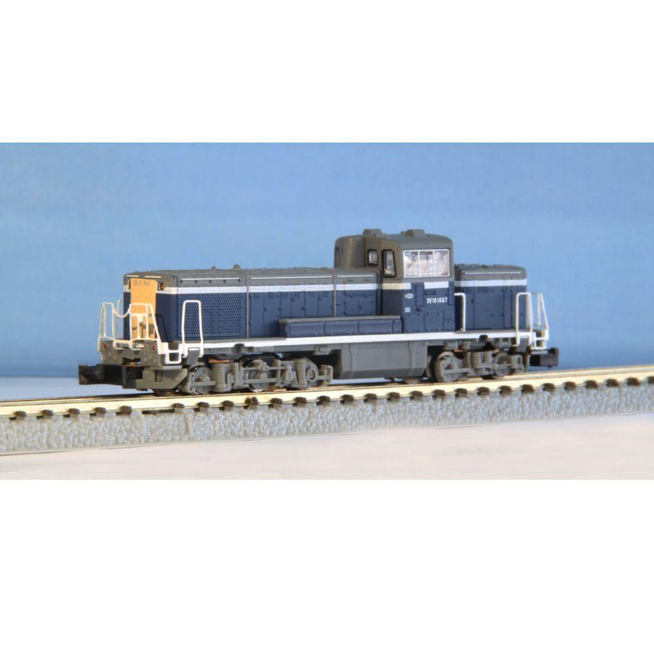 Rokuhan T012-6 Diesel Locomotive DE10 1500 B Cold District - Z