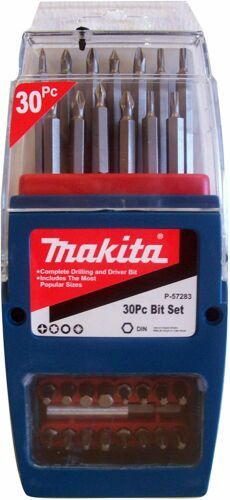 30 Pieces Makita MAKP57283 Impact Bit Set