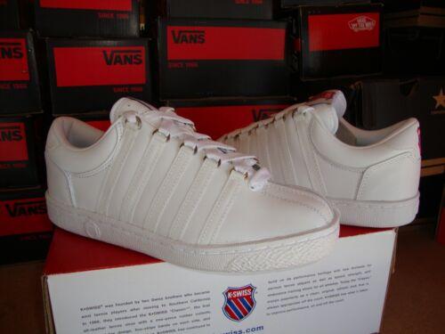 K-Swiss Classic Varsity Low White 80100