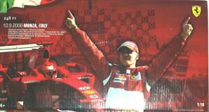 1-18-Michael-Schumacher-039-s-2006-Special-Limited-Edition-90th-G-P-Win-at-Monza