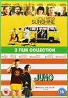 Little Miss Sunshine & Juno - UK DVD Sent 1st Class
