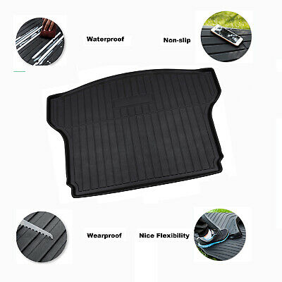 Cargo Liner Floor Mats Rubber Trunk Protection For 2014