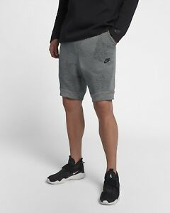 Details about Nike Sportswear Tech Fleece Shorts Carbon Black Men's Size  XXL 886193 091 NWT