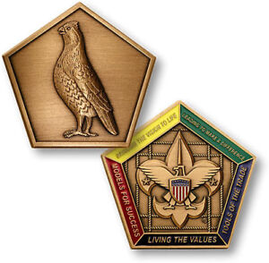Project Scout Challenge Coin
