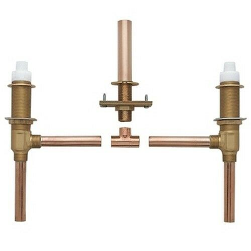 Moen 4999 Adjustable Roman Tub Rough-In Valve Deck Mount High Flow Brass NEW