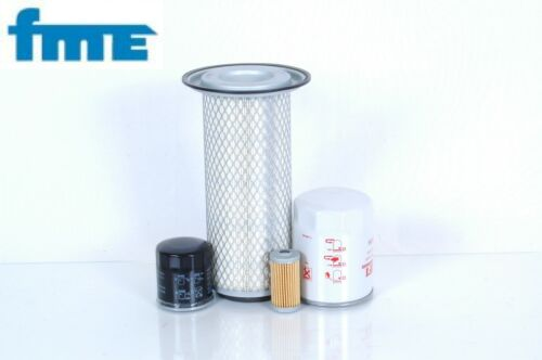 Filterset Iseki SF 300 Motor Iseki E3CE Filter