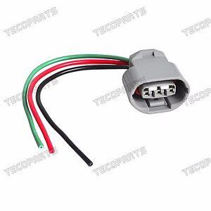 alternator repair plug harness 3 wire connector fit nissan altima Nissan 3 Wire Alternator Wiring