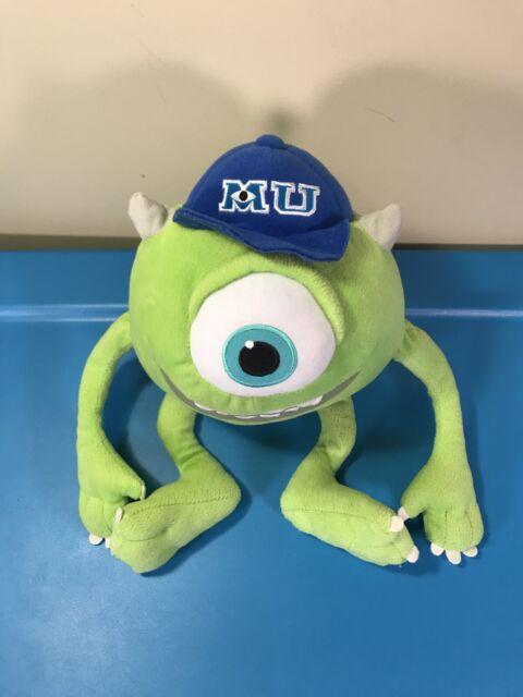 Disney Monsters University Plush 18 Mike Wazowski For Sale Online Ebay