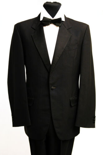 DJ-2 BOYS FORMAL SINGLE BREASTED DINNER SUIT, FULL SUIT PACKAGE, EVENING WEAR
