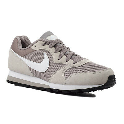 Nike Wmns MD Runner 2 Damen Sneaker 749869 201 Turn Schuhe Grau Altrosa SALE | eBay