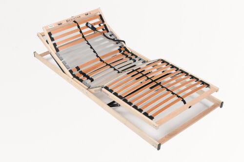 Lattenroste Lattenrost Rahmen Zonen fertig montiert wahlweise mit Motor v Gr.