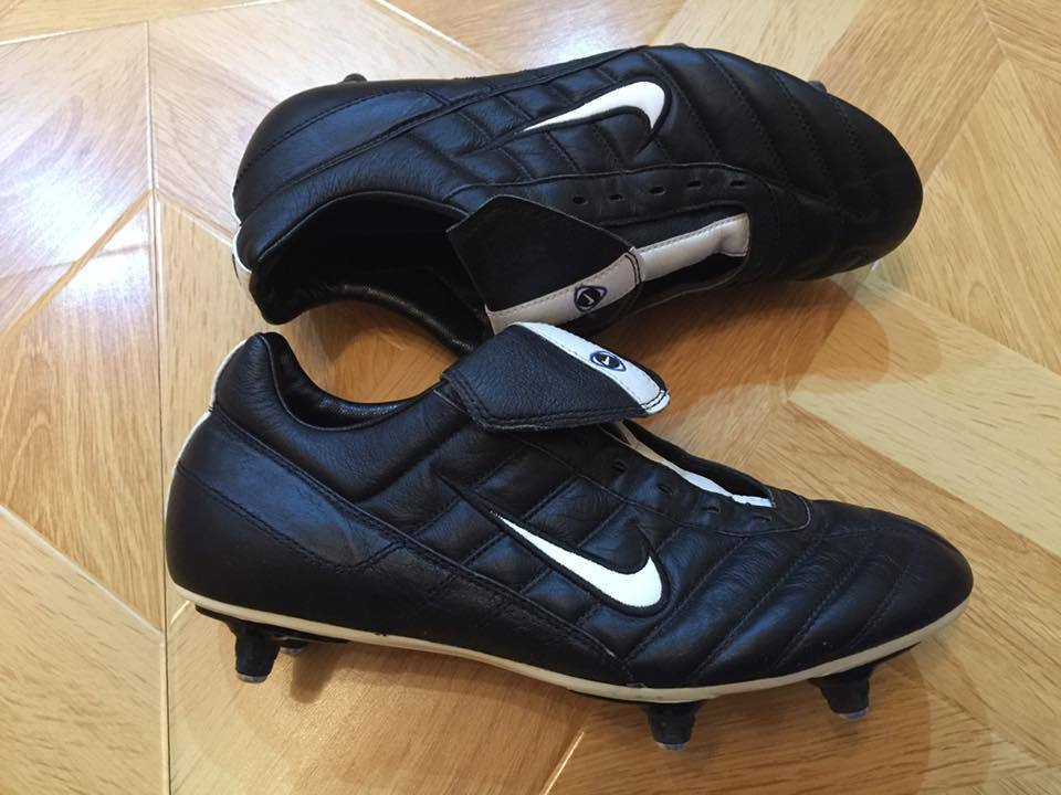 NIKE TIEMPO PREMIER SG 100% Authentic Size 8 US legend vapor cr9