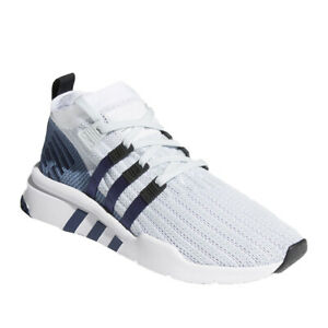 sports shoes 44059 a04bf Details about ADIDAS MENS ORIGINALS EQT SUPPORT MID ADV PK SHOES B37429  BLUE/WHITE/DARK BLUE