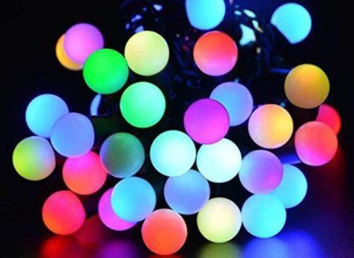 LED TWINKLE RGB LIGHTS 110v