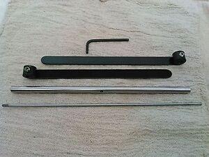 Kelsey 5x8 Model N*, D & earlier Letterpress Gripper Assembly