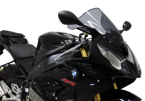 rauchgrau MRA Racingscheibe BMW S1000 RR  Baujahr 2015