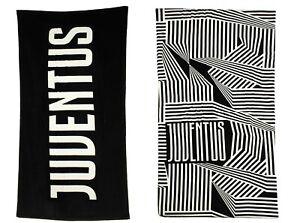 Juventus Stripe Beach Towel