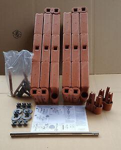 Juwel Aufbausatz Terracotta Fur Hochbeet Grosse 1 Stabilisierungs Set