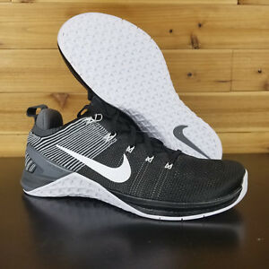 online store d5522 469bb Image is loading NIKE-METCON-DSX-FLYKNIT-2-TRAINING-SHOES-BLACK-