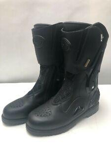 SIDI-ARMADA-motorcycle-boots-GORETEX-WATERPROOF-BREATHABLE-ROAD-size-45