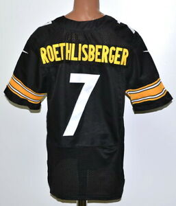 NFL Pittsburgh Steelers american football shirt jersey Nike Roethlisberger 40 M