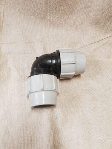 Plasson 63mm MDPE Elbow 7050