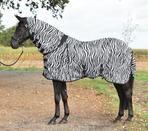 cou bien paddockfliegendecke zebra Comfort M pas cher Ceinturon mouches plafond